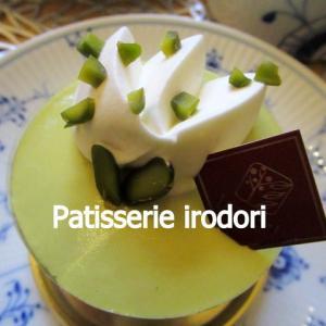 Patisserie irodori /パティスリー イロドリ * 軽井沢の小さなフランス菓子店♪