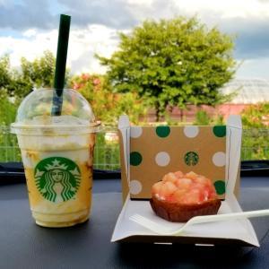 47JIMOTO Frappuccino * 大阪 めっちゃくだもん クリーム フラペチーノ♪