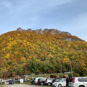 紅葉の八剣山