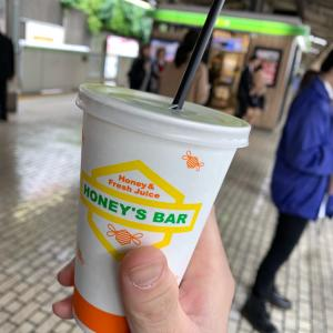 東京2019③HIROKI→「鎌塚氏。舞い散る」→チーズハットク→ファイト餃子