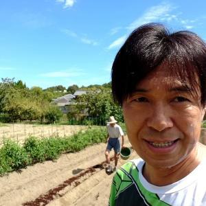 農作業~就活~農作業