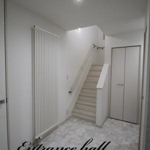 【入居前・WEB内覧会】~シューズクローク&ホール(玄関)前半