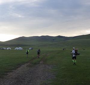グレートレース モンゴル 250km 完走記 8