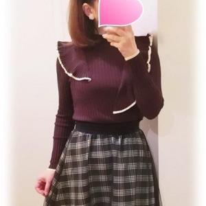 再販&カラー展開シリーズ♡フリルトップス&ニットワンピース♡Annette