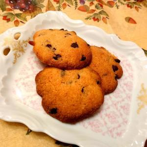 スヌーピーの作者が愛したチョコチップクッキー