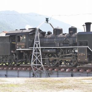 C56-160号機 本線運転時 晩年仕様の製作