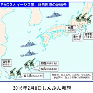 沖縄・南西諸島の軍事要塞化を許すな
