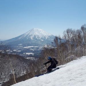 スキーエスコート