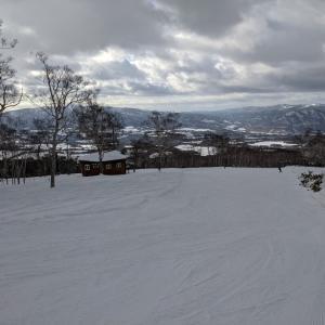 スキー場オープン