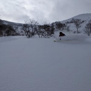 スキー テクニック