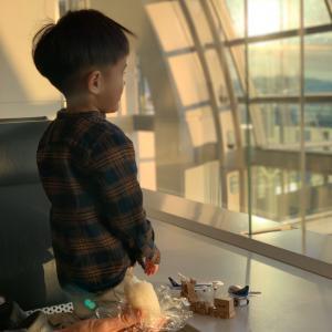 【子連れ旅行】息子のリクエストで沖縄へ①