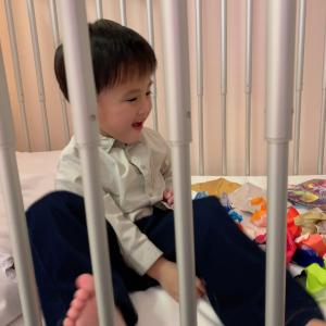【息子】日帰り入院でMRI検査