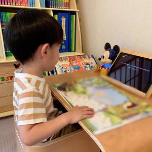 【息子】初めてのオンライン授業