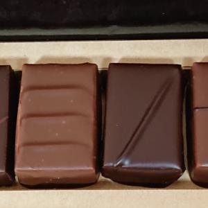 アラン・デュカスのチョコレート