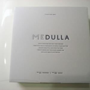 自分にピッタリのヘアケアをスマホで:MEDULLA シャンプー/リペア