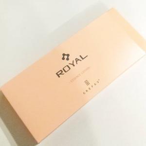 プラセンタエキスたっぷりの化粧水:GRÉFAS ROYAL エッセンスローション