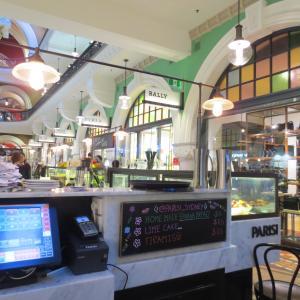 QVBのカフェで一休み@Sydney旅行記22