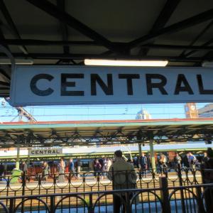 電車に乗って世界遺産ブルーマウンテンズへ@Sydney旅行記24