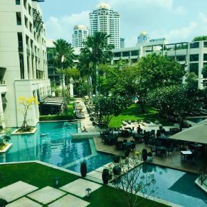 サイアム豪華なホテル「Siam kempinski Hotel 」