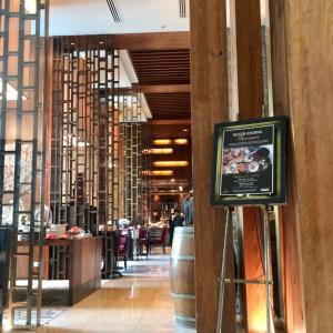 シーフードサンデーブランチ@Kempinski Hotel