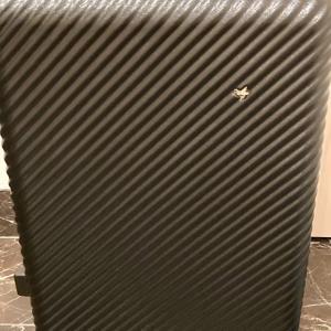新しいスーツケース購入♬