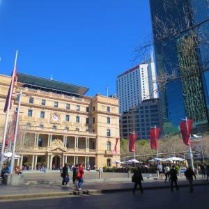 サーキュラー・キー駅(Circular Quay Stn)@Sydney旅行記6