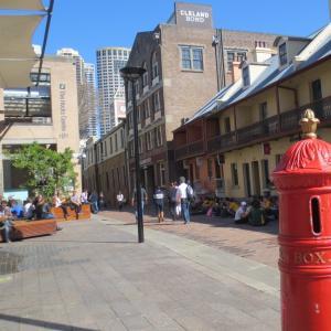 人気のロックス街歩き(前編)@Sydney旅行記7