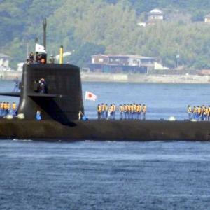 海上自衛隊の潜水艦に5人の女性潜水艦乗組員が誕生。
