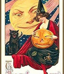 Halloween Antique Cards
