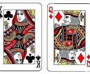 四女王 7 女のキング・男のクィーン