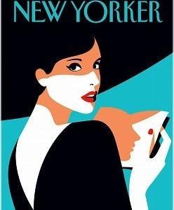 Magazine cover NEW YORKER