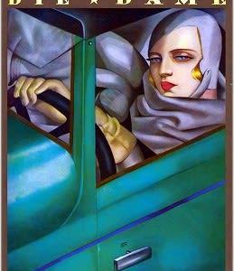 Magazine Cover  Die Dame  ・ Tamara de Lempicka
