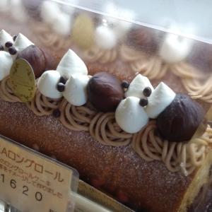 秋のケーキとギフトパッケージと・・・ホロライブ