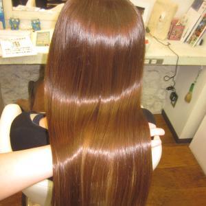 美しい髪から始まる良いサイクル☆