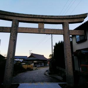 静寂なる時を・・・夜を守る神社『日御崎神社』