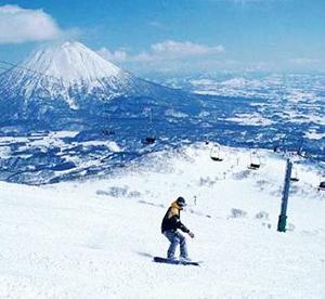 今年のスキーは北海道!!!
