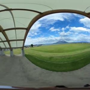 360°カメラ マリンポート鹿児島