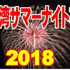 錦江湾サマーナイト花火2018ファイナル