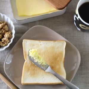 これスゴイ!! ダイソー「ふわっとバターナイフ」で至福の朝食♪