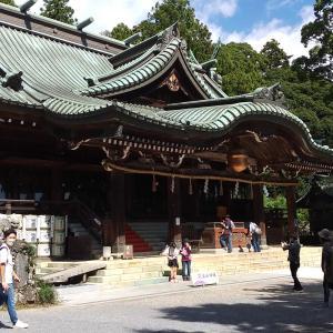 筑波神社にお参り