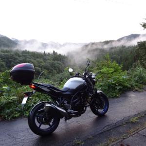 雨・霧・山・散歩