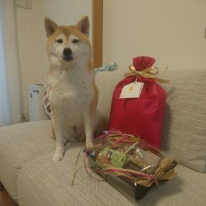 すべて私のプレゼント!