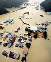 台風12号による大雨被害にあいました!!sos