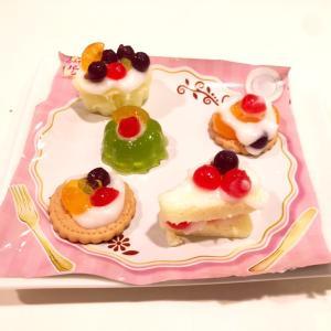 知育菓子とエアロビックゾーンラン☆