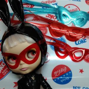 メガネglassマスク
