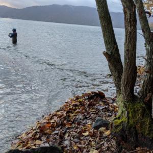 十和田湖 ヒメマス釣り 2020 2日目