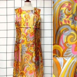 コレクション級の逸品!!EUROヴィンテージドレスや秋色ポップコーントップスなど新商品UP【チエルアルコ】