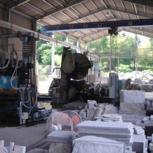 石工事2/基礎石・束石加工