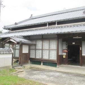 兵庫県 神崎郡福崎町 瓦や焼き板が趣ある家屋 田舎暮らし №099