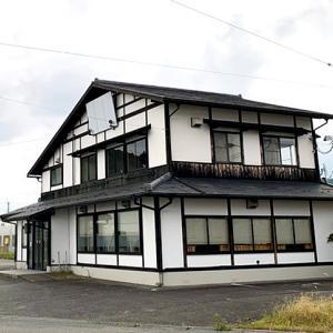 兵庫県 丹波篠山市東吹 うどん屋居抜き 2階居住可能 JR篠山口駅から徒歩23分 1棟テナント